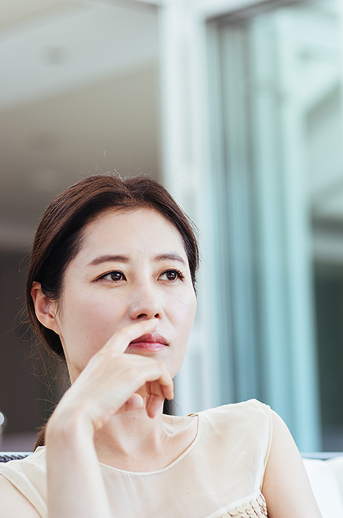 So-ri Moon, actress
