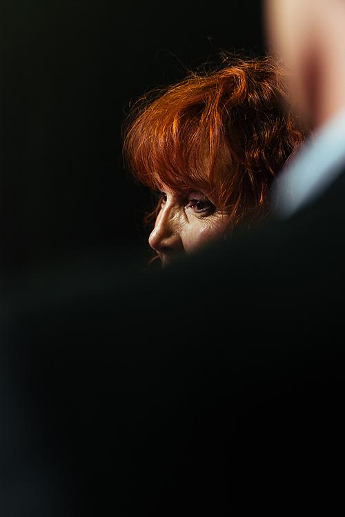Sabine Azéma, actress
