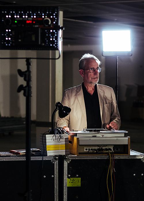 Walter Murch, sound designer