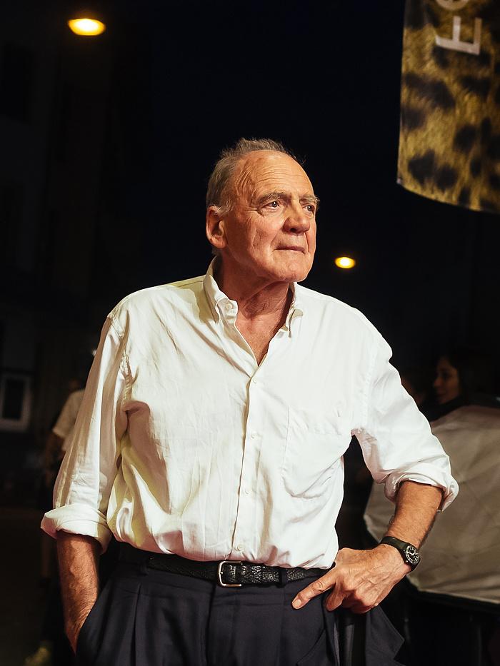 Bruno Ganz, actor