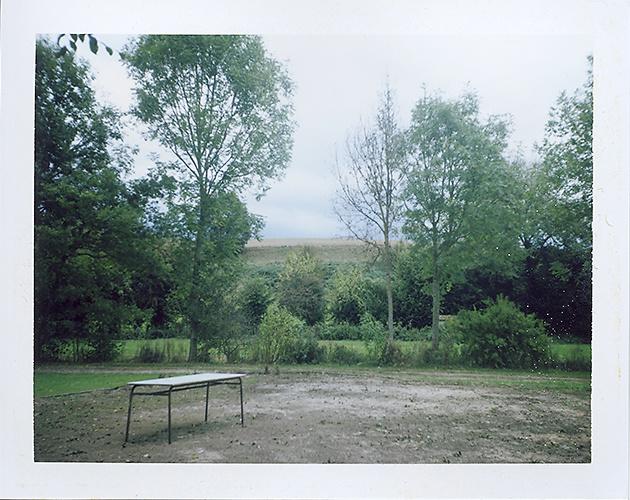 Camping terrain