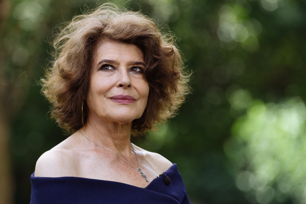 Fanny Ardant, actress