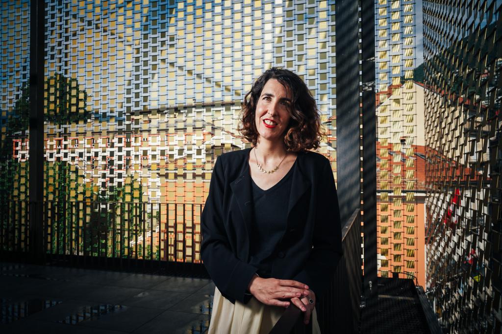 Lili Hinstin, artistic director
