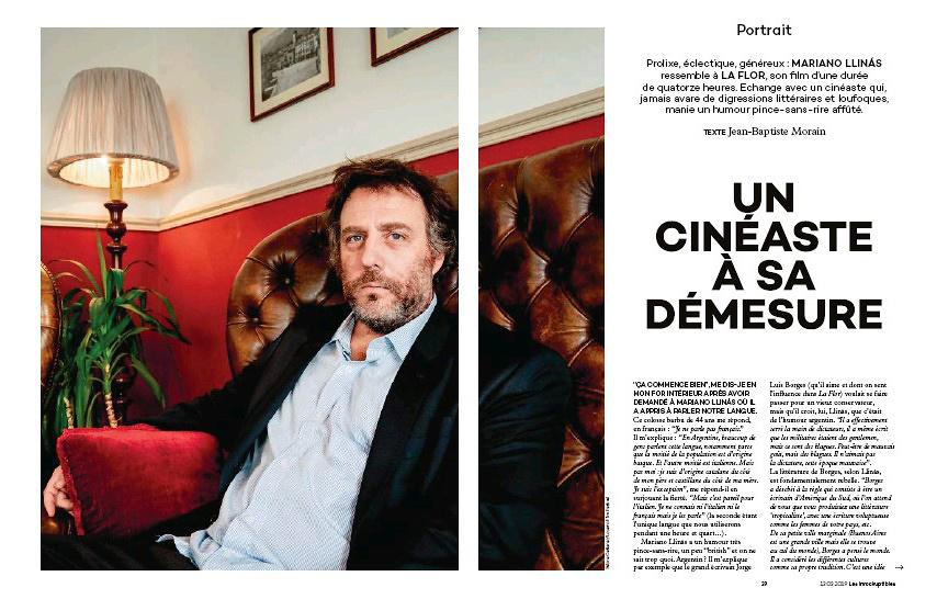 Les Inrockuptibles no. 1215 | March 2019