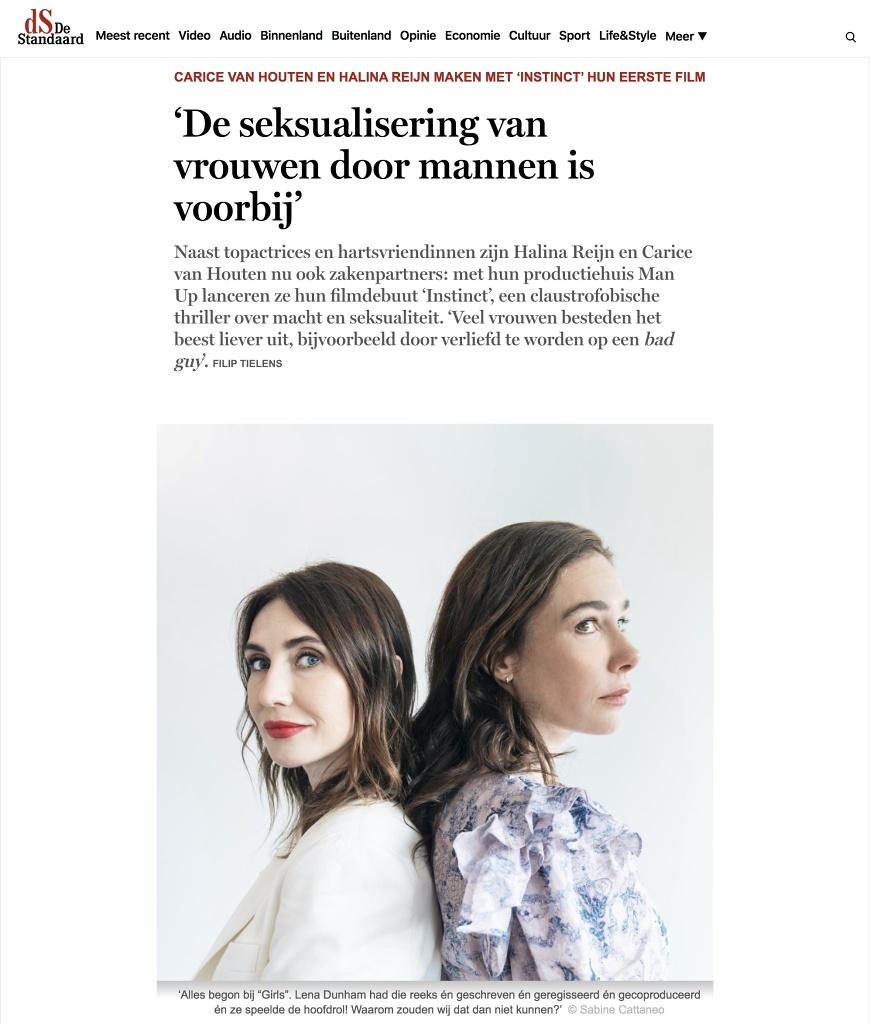DeMorgen (web) | 28.09.2019